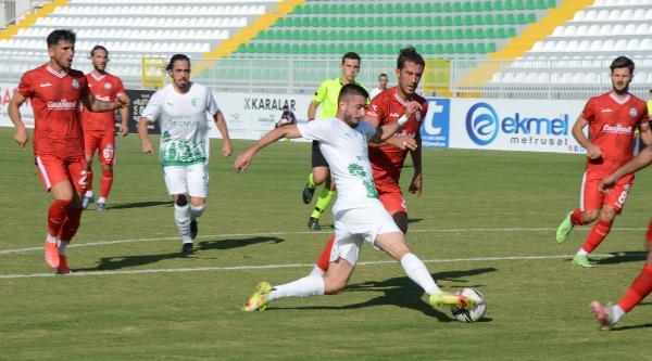 Serik Belediyespor – Bodrumspor: 2-1