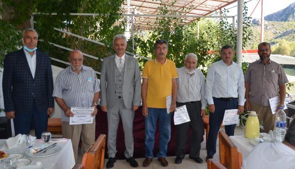 Serik'te Camiler ve Din Görevlileri Haftası programı