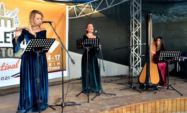 'Trio Patara'dan büyüleyen konser