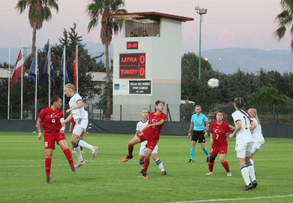 U17 Avrupa Şampiyonası'nda Türkiye grup ikincisi oldu