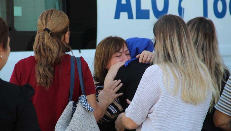 Uçak mühendisi genç kaza kurbanı oldu, yakınları gözyaşlarına boğuldu