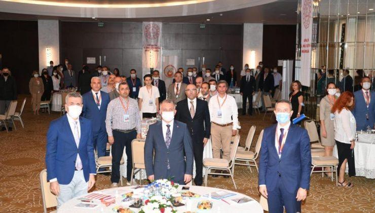 """Vali Yazıcı: """"Antalya'da eğitim kalitesini daha yükseğe çıkartacağız"""""""