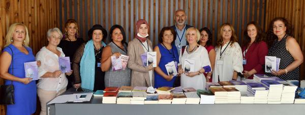 Yazar ve şairler Antalya'da buluştu