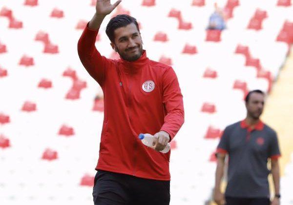 Yeni futbol sorumlusu Şahin'in, Antalyaspor performansı